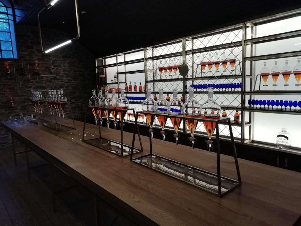 Strathisla Distillery Blending Tour