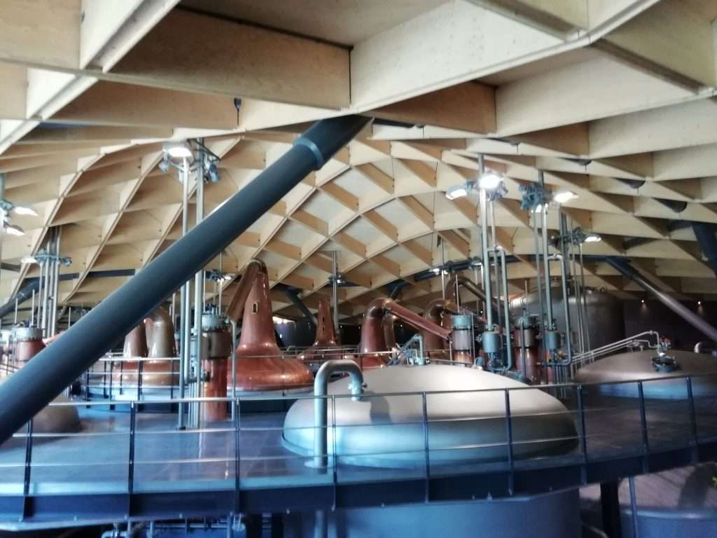 The Macallan Visitor Centre and Distillery